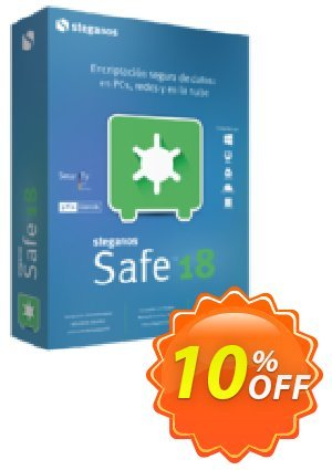 Steganos Safe 18 (ES) Coupon discount Steganos Safe 18 (ES) dreaded discounts code 2020. Promotion: dreaded discounts code of Steganos Safe 18 (ES) 2020