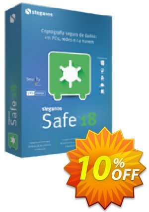 Steganos Safe 18 (PT) Coupon, discount Steganos Safe 18 (PT) excellent promotions code 2021. Promotion: excellent promotions code of Steganos Safe 18 (PT) 2021