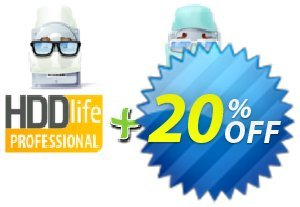 HDDLife bundle (Pro + Notebook) Coupon, discount HDDLife bundle staggering discount code 2020. Promotion: staggering discount code of HDDLife bundle 2020