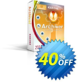 Exeone Archiver Site License discount coupon Archiver Site License stunning sales code 2020 - stunning sales code of Archiver Site License 2020