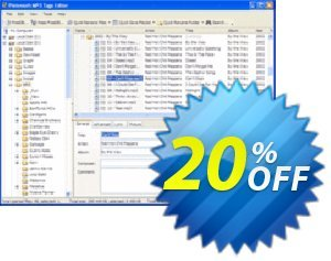 Pistonsoft MP3 Tags Editor Coupon, discount Pistonsoft MP3 Tags Editor (Personal License) stunning offer code 2020. Promotion: stunning offer code of Pistonsoft MP3 Tags Editor (Personal License) 2020