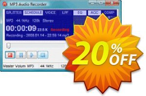 Pistonsoft MP3 Audio Recorder discount coupon Pistonsoft MP3 Audio Recorder (Personal License) impressive offer code 2020 - impressive offer code of Pistonsoft MP3 Audio Recorder (Personal License) 2020