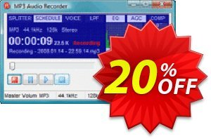 Pistonsoft MP3 Audio Recorder (Business License) discount coupon Pistonsoft MP3 Audio Recorder (Business License) amazing promotions code 2020 - amazing promotions code of Pistonsoft MP3 Audio Recorder (Business License) 2020