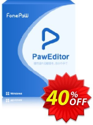 PawEditor (Windows) Coupon, discount PawEditor (Windows) amazing promotions code 2020. Promotion: amazing promotions code of PawEditor (Windows) 2020