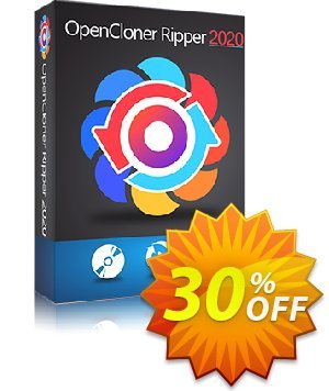OpenCloner Ripper 2020 Coupon, discount 20% OFF OpenCloner Ripper, verified. Promotion: Wonderful promotions code of OpenCloner Ripper, tested & approved