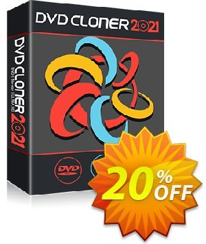 DVD-Cloner Coupon, discount DVD-Cloner best promotions code 2021. Promotion: best promotions code of DVD-Cloner 2021