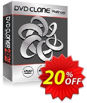 DVD-Cloner Platinum Coupon, discount DVD-Cloner Platinum big sales code 2021. Promotion: big sales code of DVD-Cloner Platinum 2021