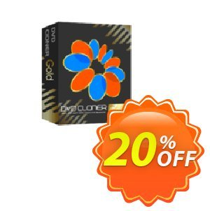 DVD-Cloner Gold Coupon, discount DVD-Cloner Gold stirring offer code 2021. Promotion: stirring offer code of DVD-Cloner Gold 2021