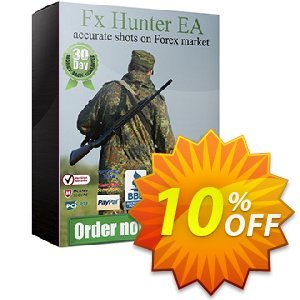 FX Hunter EA Coupon discount FX Hunter EA wondrous deals code 2020. Promotion: wondrous deals code of FX Hunter EA 2020