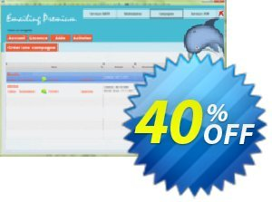 Emailing premium 800 Coupon, discount Emailing premium 800 amazing discounts code 2020. Promotion: amazing discounts code of Emailing premium 800 2020