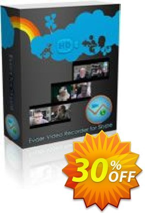 Evaer video recorder for Skype Coupon, discount Evaer video recorder for Skype - Standard License staggering discount code 2019. Promotion: staggering discount code of Evaer video recorder for Skype - Standard License 2019