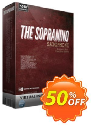 The Sopranino 優惠券,折扣碼 The Sopranino Stirring offer code 2020,促銷代碼: fearsome discounts code of The Sopranino 2020