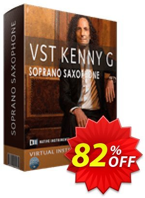 VST Kenny G Soprano Saxophone Coupon discount Promotions 50% OFF. Promotion: hottest promo code of VST Kenny G Soprano Saxophone 2020