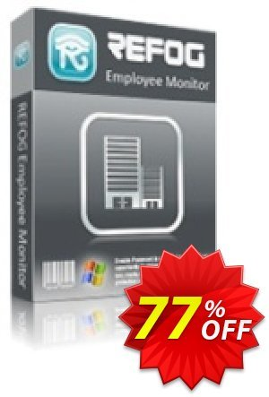 REFOG Employee Monitor - 6 Licenses Coupon, discount REFOG Employee Monitor - 6 Licenses Stunning promo code 2019. Promotion: Stunning promo code of REFOG Employee Monitor - 6 Licenses 2019