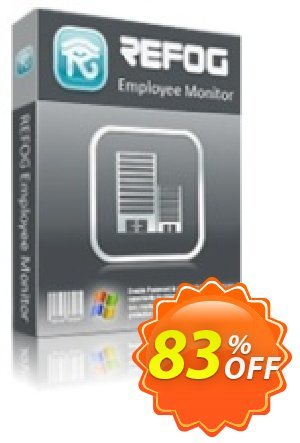 REFOG Employee Monitor - 25 Licenses Coupon, discount REFOG Employee Monitor - 25 Licenses Awful offer code 2019. Promotion: Awful offer code of REFOG Employee Monitor - 25 Licenses 2019