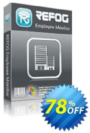 REFOG Employee Monitor - for Windows Coupon, discount REFOG Coupon. Promotion: