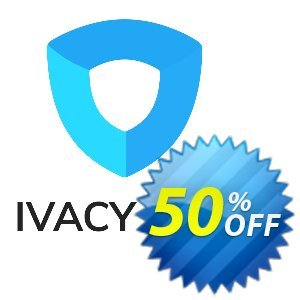 Ivacy VPN (6 months) discount coupon 50% OFF Ivacy VPN (6 months) Feb 2021 - Staggering promo code of Ivacy VPN (6 months), tested in February 2021