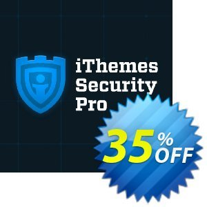 iThemes Security Pro discount coupon 10% OFF iThemes Security Pro, verified - Imposing discounts code of iThemes Security Pro, tested & approved
