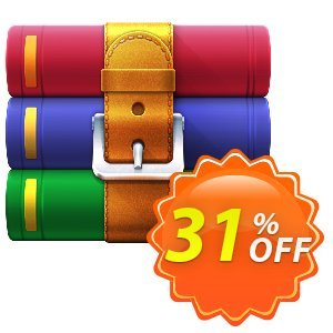 WinRAR Coupon, discount 31% OFF WinRAR, verified. Promotion: Stirring promotions code of WinRAR, tested & approved