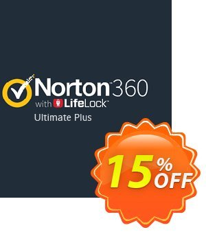 Norton 360 with LifeLock Ultimate Plus Coupon, discount 15% OFF Norton 360 with LifeLock Ultimate Plus, verified. Promotion: Formidable deals code of Norton 360 with LifeLock Ultimate Plus, tested & approved