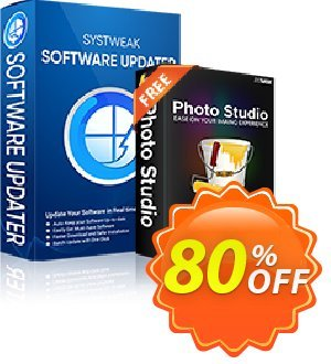 Systweak Software Updater Coupon, discount 50% OFF Systweak Software Updater, verified. Promotion: Fearsome offer code of Systweak Software Updater, tested & approved