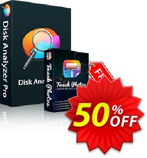 Disk Analyzer Pro discount coupon 50% OFF Disk Analyzer Pro, verified - Fearsome offer code of Disk Analyzer Pro, tested & approved