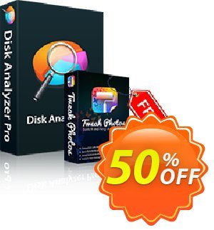 Disk Analyzer Pro (2 computers license)割引コード・50% OFF Disk Analyzer Pro (2 computers license), verified キャンペーン:Fearsome offer code of Disk Analyzer Pro (2 computers license), tested & approved
