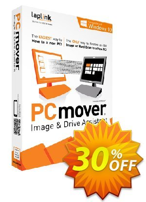 Laplink PCmover IMAGE & DRIVE ASSISTANT discount coupon 30% OFF Laplink PCmover IMAGE & DRIVE ASSISTANT, verified - Excellent promo code of Laplink PCmover IMAGE & DRIVE ASSISTANT, tested & approved