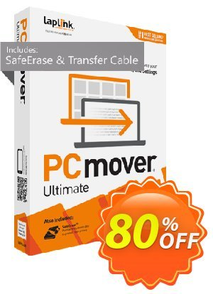 Laplink PCmover ULTIMATE 優惠券,折扣碼 30% OFF Laplink PCmover ULTIMATE, verified,促銷代碼: Excellent promo code of Laplink PCmover ULTIMATE, tested & approved