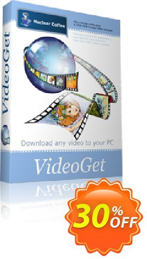 VideoGet 프로모션 코드 30% OFF VideoGet, verified 프로모션: Marvelous discounts code of VideoGet, tested & approved