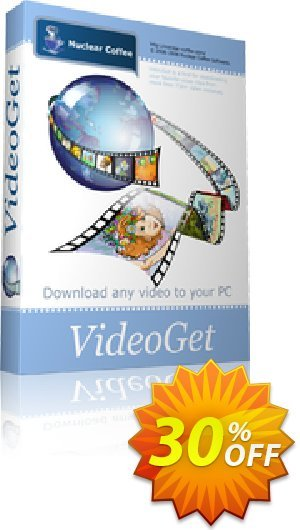 VideoGet for Mac discount coupon 30% OFF VideoGet for Mac, verified - Marvelous discounts code of VideoGet for Mac, tested & approved