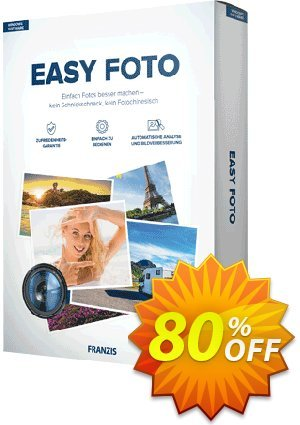 EASY Foto Coupon discount 15% OFF EASY Foto, verified. Promotion: Awful sales code of EASY Foto, tested & approved