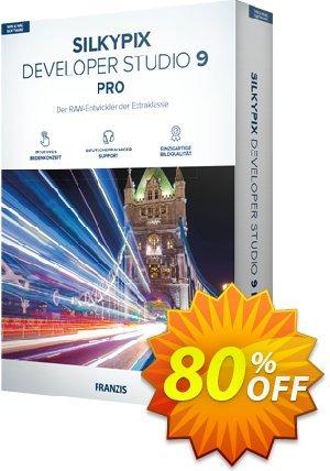 Silkypix Developer Studio 9 Pro Coupon, discount 15% OFF Silkypix Studio 9 Pro, verified. Promotion: Awful sales code of Silkypix Studio 9 Pro, tested & approved