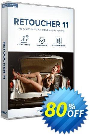 Retoucher 8 Coupon, discount . Promotion: