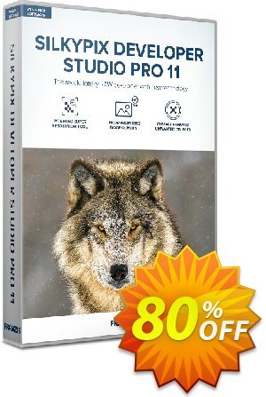 SILKYPIX Developer Studio 10 Pro Coupon, discount 15% OFF SILKYPIX Studio 10 Pro, verified. Promotion: Awful sales code of SILKYPIX Studio 10 Pro, tested & approved