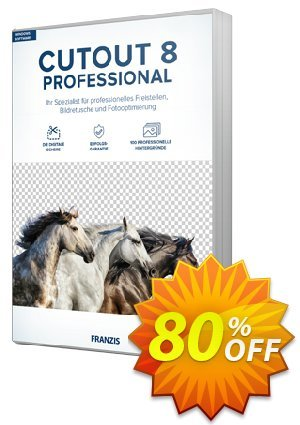 Cutout 8 Professional discount coupon 60% OFF Cutout 8 Professional, verified - Awful sales code of Cutout 8 Professional, tested & approved