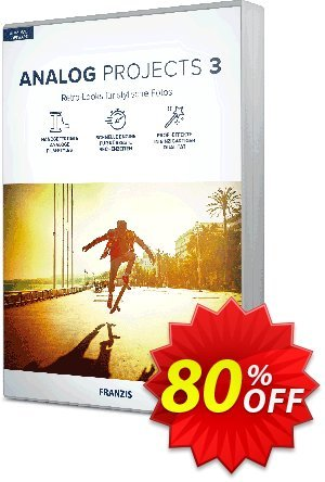 ANALOG projects 3 Pro Coupon, discount 15% OFF ANALOG projects 3 Pro, verified. Promotion: Awful sales code of ANALOG projects 3 Pro, tested & approved