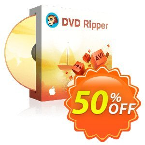 DVDFab DVD Ripper for Mac Coupon, discount 50% OFF DVDFab DVD Ripper for Mac, verified. Promotion: Special sales code of DVDFab DVD Ripper for Mac, tested & approved