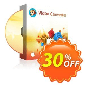 DVDFab Video Converter for MAC Standard Coupon, discount 30% OFF DVDFab Video Converter for MAC Standard, verified. Promotion: Special sales code of DVDFab Video Converter for MAC Standard, tested & approved