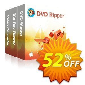 DVDFab DVD Ripper for Mac + Blu-ray Ripper for Mac + Video Converter for Mac Coupon, discount 52% OFF DVDFab DVD Ripper for Mac + Blu-ray Ripper for Mac + Video Converter for Mac, verified. Promotion: Special sales code of DVDFab DVD Ripper for Mac + Blu-ray Ripper for Mac + Video Converter for Mac, tested & approved