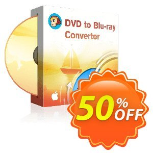 DVDFab DVD to Blu-ray Converter for MAC 優惠券,折扣碼 50% OFF DVDFab DVD to Blu-ray Converter for MAC, verified,促銷代碼: Special sales code of DVDFab DVD to Blu-ray Converter for MAC, tested & approved