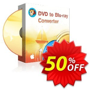 DVDFab DVD to Blu-ray Converter for MAC Coupon, discount 50% OFF DVDFab DVD to Blu-ray Converter for MAC, verified. Promotion: Special sales code of DVDFab DVD to Blu-ray Converter for MAC, tested & approved