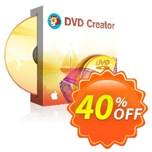 DVDFab DVD Creator for MAC (1 month License) 優惠券,折扣碼 50% OFF DVDFab DVD Creator for MAC (1 month License), verified,促銷代碼: Special sales code of DVDFab DVD Creator for MAC (1 month License), tested & approved