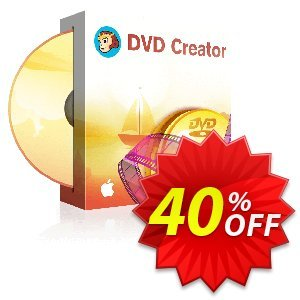 DVDFab DVD Creator for MAC (1 year License) Coupon, discount 50% OFF DVDFab DVD Creator for MAC (1 year License), verified. Promotion: Special sales code of DVDFab DVD Creator for MAC (1 year License), tested & approved