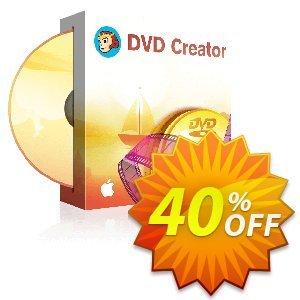 DVDFab DVD Creator for MAC (1 year License) discount coupon 50% OFF DVDFab DVD Creator for MAC (1 year License), verified - Special sales code of DVDFab DVD Creator for MAC (1 year License), tested & approved
