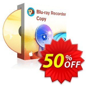 DVDFab Blu-ray Recorder Copy for MAC discount coupon 50% OFF DVDFab Blu-ray Recorder Copy for MAC, verified - Special sales code of DVDFab Blu-ray Recorder Copy for MAC, tested & approved