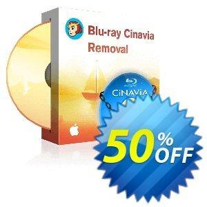 DVDFab Blu-ray Cinavia Removal for MAC 優惠券,折扣碼 50% OFF DVDFab Blu-ray Cinavia Removal for MAC, verified,促銷代碼: Special sales code of DVDFab Blu-ray Cinavia Removal for MAC, tested & approved