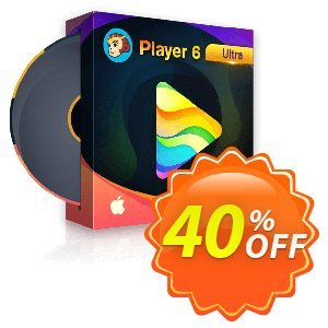 DVDFab Player 6 Ultra for MAC Coupon, discount 30% OFF DVDFab Player 6 Ultra for MAC, verified. Promotion: Special sales code of DVDFab Player 6 Ultra for MAC, tested & approved