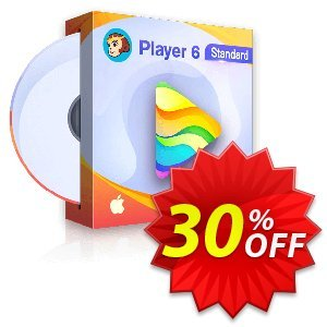 DVDFab Player 6 Standard for MAC discount coupon 30% OFF DVDFab Player 6 Standard for MAC, verified - Special sales code of DVDFab Player 6 Standard for MAC, tested & approved
