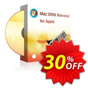 DVDFab Mac DRM Removal for Apple Coupon, discount 30% OFF DVDFab Mac DRM Removal for Apple, verified. Promotion: Special sales code of DVDFab Mac DRM Removal for Apple, tested & approved